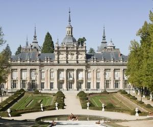 Visita La Granja de Segovia