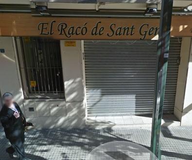 Obra Carrer del Pare Llaurador 16 de Terrasa, Barcelona
