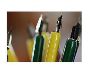 Trabajos de caligrafía