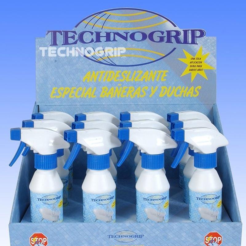 Antideslizantes para bañeras y duchas: Productos y Tratamientos de Technogrip Canarias