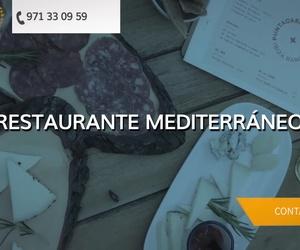 Cocina mediterránea en Ibiza | Punta Carretas Ibiza Restaurante