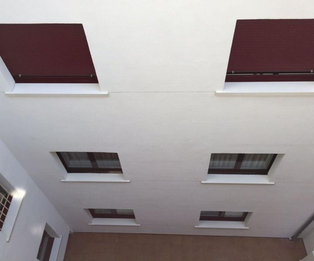 El sistema de fachada ventilada