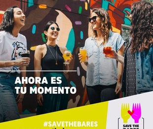 "Estamos en ""Save The Bares"""
