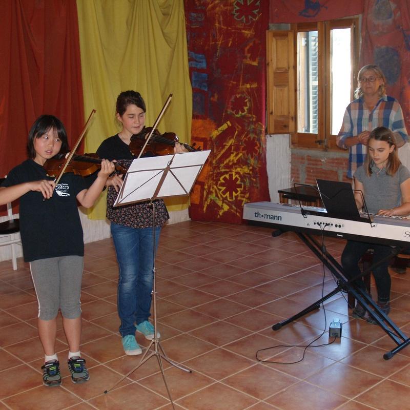 Concert Música Romàntica, La truita de Shubert