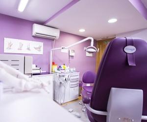 Sala de tratamientos podológicos