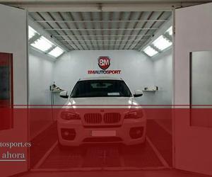 Pintar el coche entero en Linares | BM Autosport