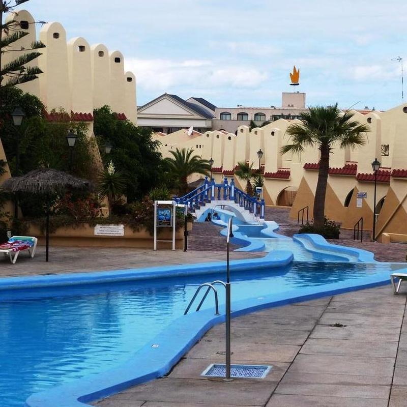 Apartamento 2 dormitorios con terraza Mareverde Torviscas Bajo, Costa Adeje: Compra y venta de inmuebles de Tenerife Investment Properties