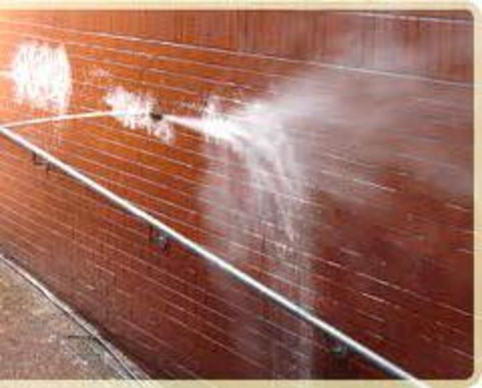 Limpieza de graffiti: Servicios de Limpiezas Luján