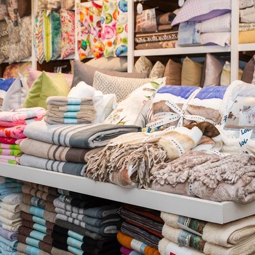 Toallas y ropa de hogar