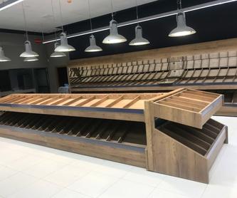rack: Nuestros productos y servicios de Montajes Prigor