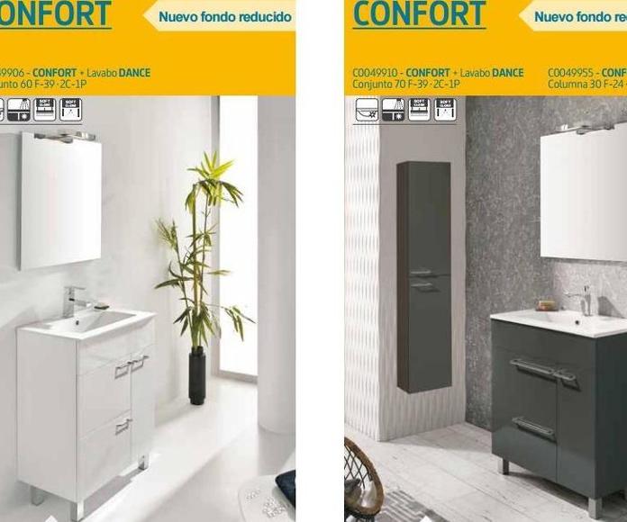 Colección Comfort: Productos  de Gres de L' Anoia