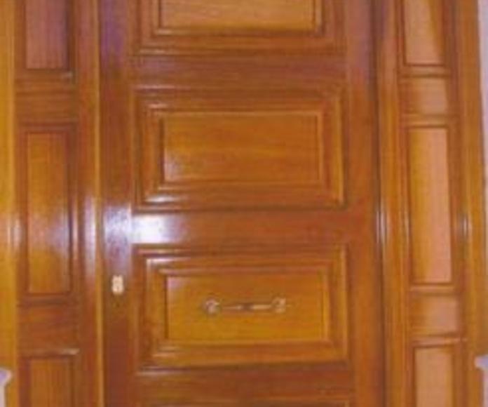 Puerta clasica MT 46