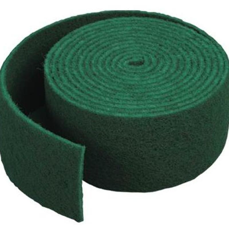 Rollo abrasivo verde : SERVICIOS  Y PRODUCTOS de Neteges Louzado, S.L.