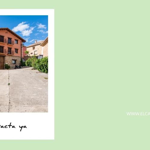 Alojamientos rurales en Cubla | El Castillo de Celia