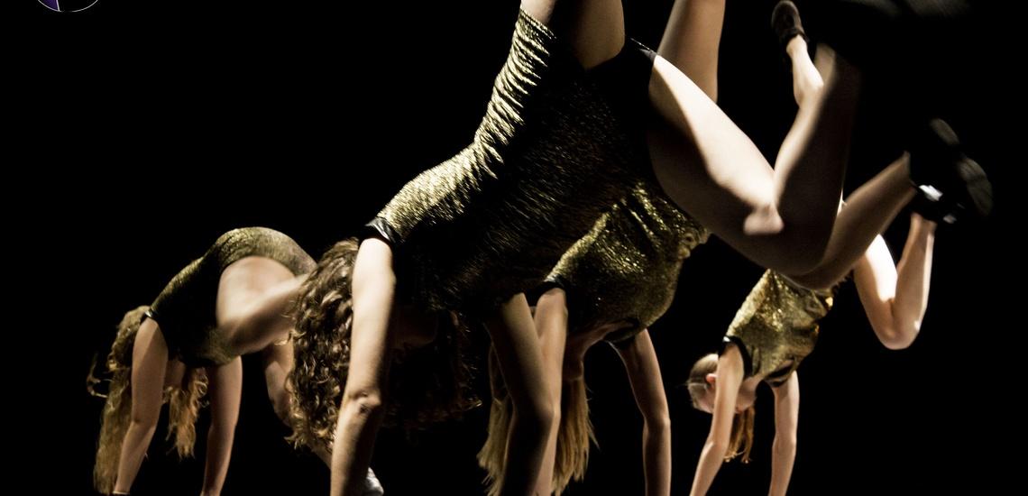 danza moderna en leganés