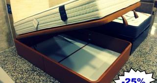 ¡¡Canapé + colchón alta gama con el 25% de descuento!!