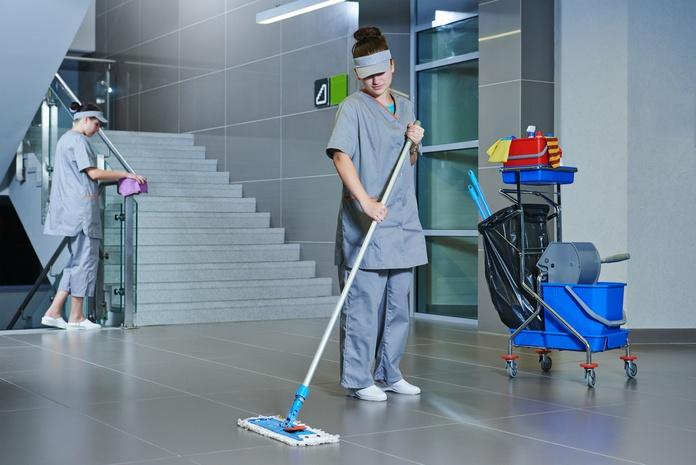 Limpieza profesional: Servicios de Abbey Facilities Services