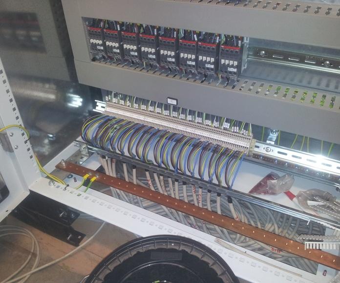 Electricidad: Servicios de Climavil