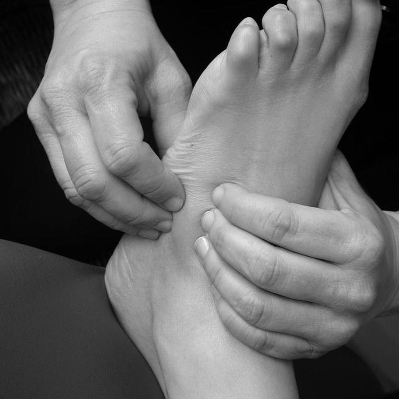 Asistencia de fisioterapia a domicilio : Servicios de M.A.D. Asistencia
