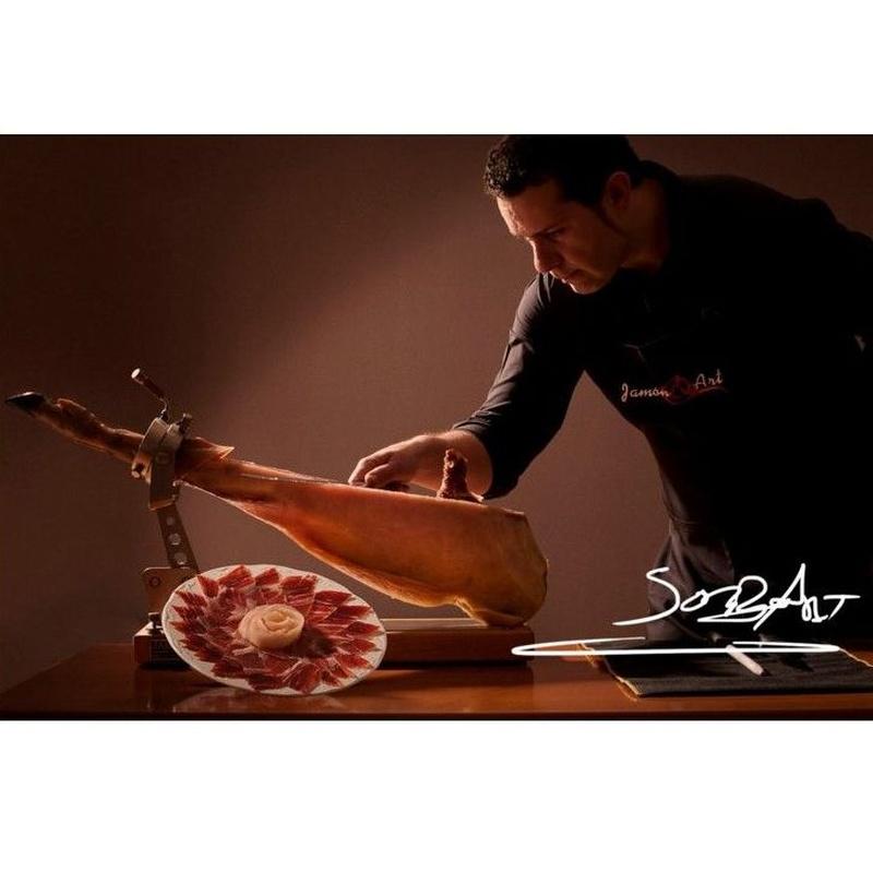 Cortador de jamón profesional: Servicios de Jamón & Art