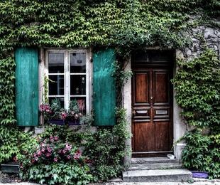 Protección de las fachadas contra el calor