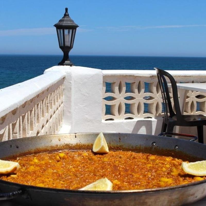 Menú Degustación: Carta de Restaurante Mena