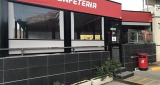 Cafetería, bar y restaurante