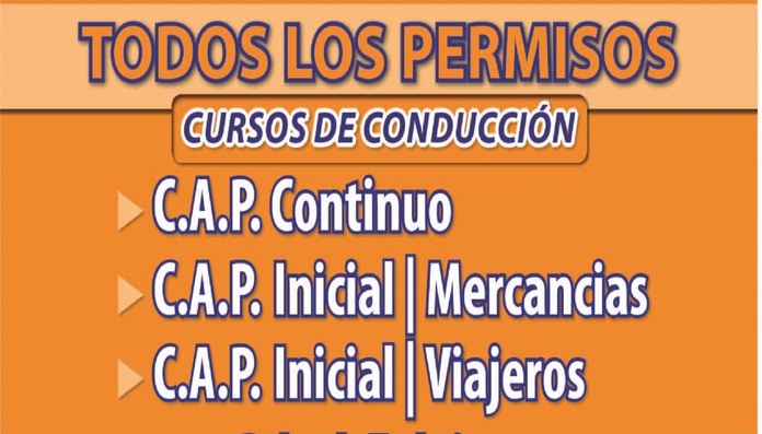 NUEVO CAP INICIAL MERCANCIAS Y VIAJEROS / CAP CONTINUO