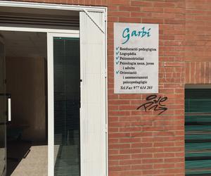Gabinete logopédico y psicopedagógico Garbí
