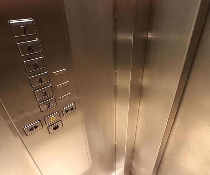 Instalación de ascensores: Servicios de LIFT TECHNOLOGY