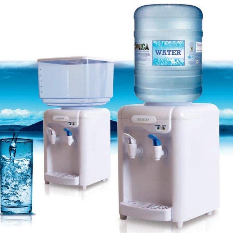 Dispensador de agua Sogo SS12010W Incluye depósito de 7 litros ---52€: Productos y Ofertas de Don Electrodomésticos Tienda online