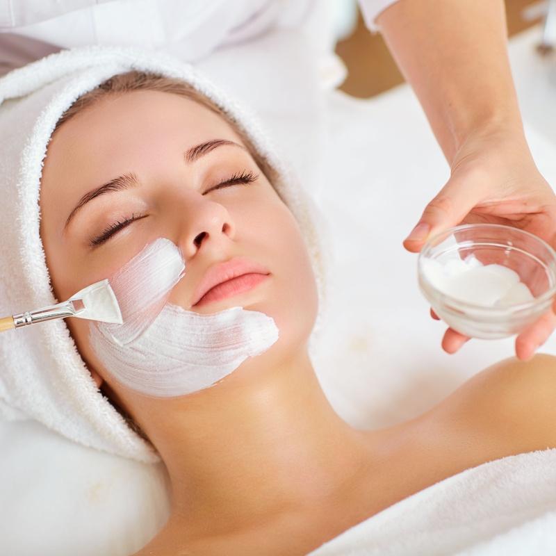 Higiene facial: Tratamientos de Landa Centro de Belleza