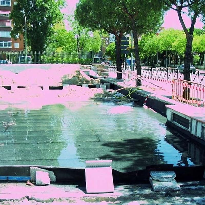 Impermeabilización Ecológicas: Trabajos realizados  de Cubiertas Imperdur, S.L.