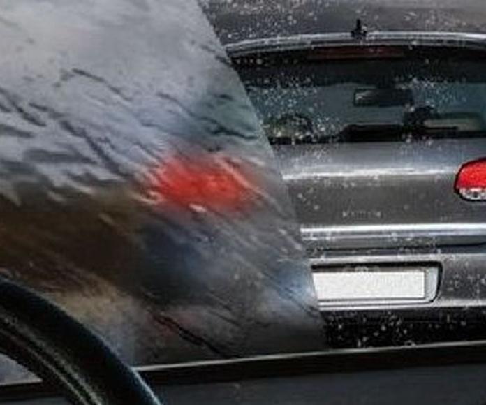 Repelente de agua para coche