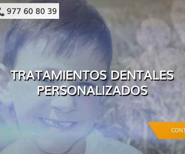 Ortodoncia invisible en Valls | Dental Valls