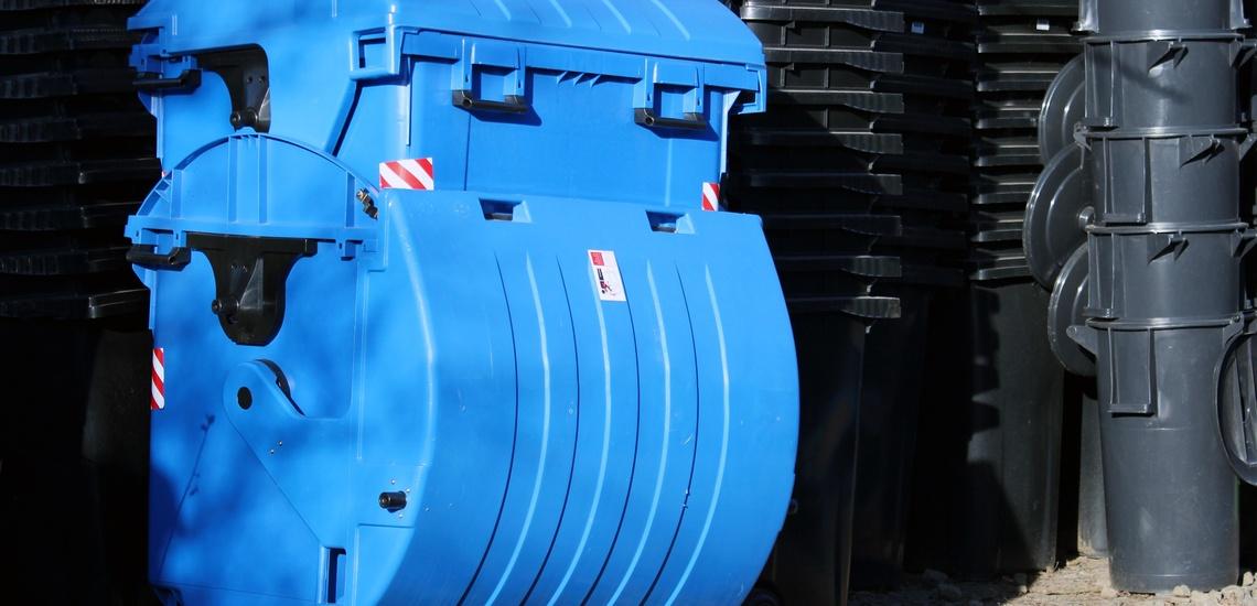 Residuos industriales en Castilla y León con servicio de recogida