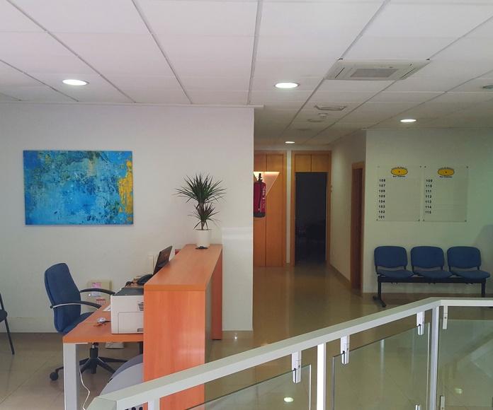 Características de las salas: Servicios de Centro de negocios Son Castelló