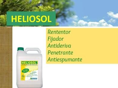 Heliosol, el fungicida para trigo de Daymsa