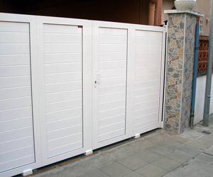Todos los productos y servicios de Carpintería de aluminio, metálica y PVC: Metal Masa, S.L.