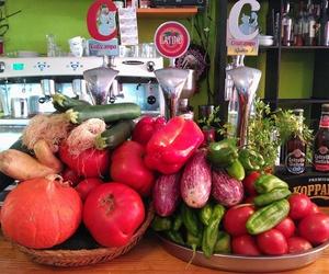 Productos de la huerta para nuestras comidas en Benidorm