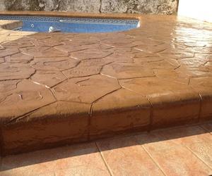 Pavimentos para piscinas