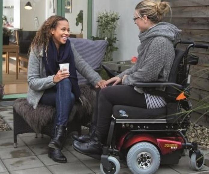 Sillas de ruedas: Productos de Ortopedia Andalucía