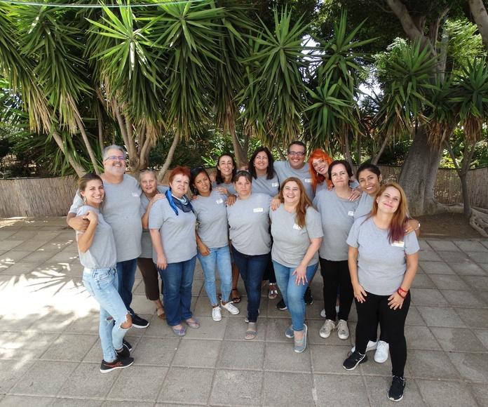 Vuelta de las Vacaciones: Proyectos y Servicios de Asociación Domitila