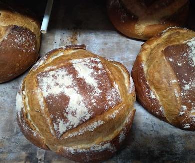 Pan con bajo contenido en gluten