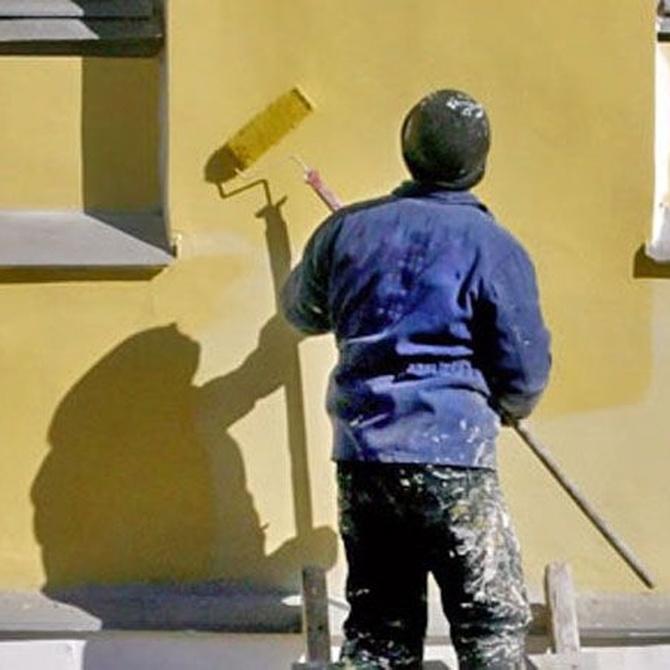 Características principales de la pintura para exterior