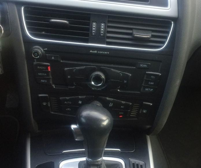 AUDI A5 SPORTBACK DIÉSEL : Suspensiones y vehículos de Romero Autoparts Zaragoza