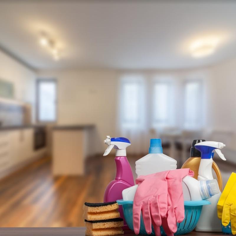 Limpiezas fin de obra: Servicios de limpieza de TLQ Servicios