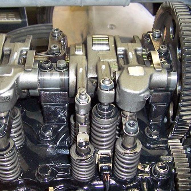 Diferentes tipos de inyectores para motores diésel