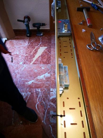 Cerradura Fichet: Apertura de Puertas de Medina Cerrajeros