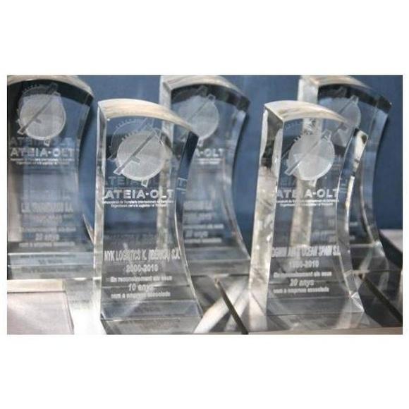 Trofeos especiales: Productos y Servicios de Insignies Pujol